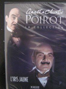 Poirot la collection - l'iris jaune vol.50