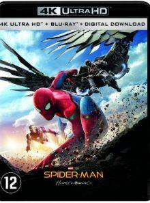 Spider-man homecoming - 4k uhd + blu-ray disc + copie digitale - edition benelux