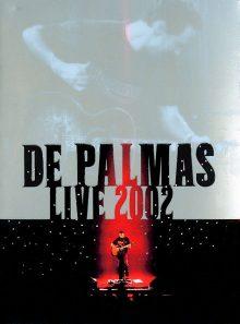 Gérald de palmas - live 2002 - édition limitée