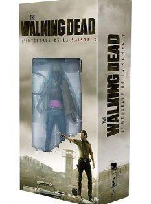 The walking dead - l'intégrale de la saison 3 - édition limité blu-ray collector avec figurine michonne
