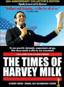 The times of harvey milk (import)