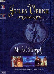 Michel strogoff - vol. iii et iv - pack