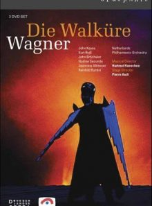Wagner - die walkure / john keyes, nadine secunde, jeannine altmeyer, john brocheler, kurt rydl, reinhild runkel, hartmut haenchen, amsterdam opera