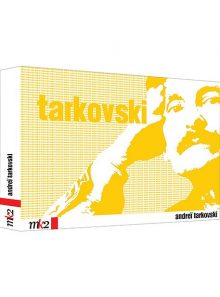 Tarkovski - coffret 5 films - 8 dvd