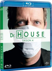 Dr. house - saison 4 - blu-ray