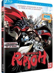 Hokuto no ken : la légende de raoh - l'intégrale de la série - blu-ray