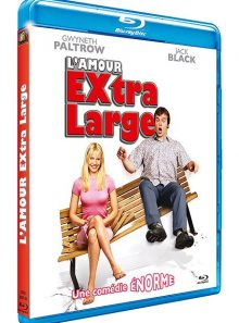 L'amour extra large - blu-ray