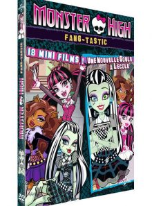 Monster high fang-tastic : semestre horrifrayant + nouvelle goule à l'école