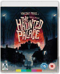 The haunted palace [blu-ray]