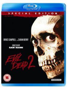 Evil dead 2 [blu-ray]