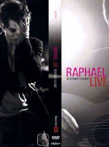 Résistance a la nuit : live (2006) (coffret de 2 dvd)