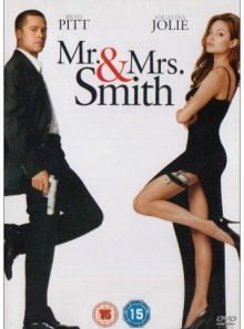 Mr. and mrs. smith - import u.k.