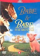 Babe, le cochon devenu berger + babe 2, le cochon dans la ville - edition belge