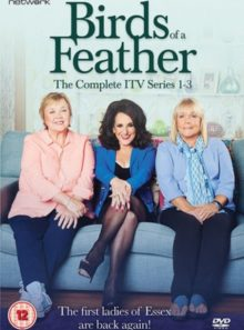 Birds of a feather the complete itv seri