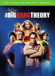 The big bang theory -  season 7 - import uk
