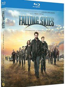 Falling skies - l'intégrale de la saison 2 - blu-ray