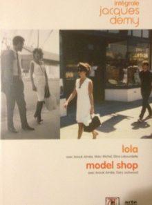 Lola + model shop
