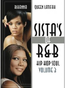 Sistas of r&b hip hop soul vol. 3