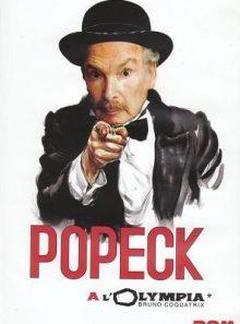 Popeck a l'olympia (1990)