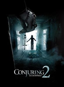 Conjuring 2 le cas enfield: vod hd - achat
