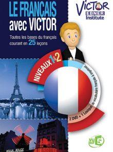 Victor ebner institute - le français avec victor - niveau 1 & 2