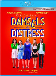 Damsels in distress [blu ray]