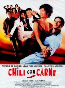 Chili con carne - edition belge