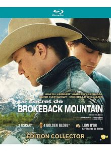 Le secret de brokeback mountain - édition digibook collector + livret - blu-ray