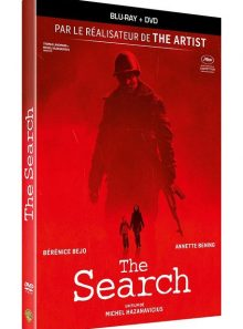 The search - combo blu-ray + dvd