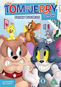 The tom and jerry show: season 1 - part 1