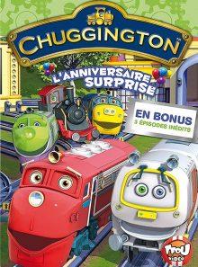 Chuggington - l'anniversaire surprise