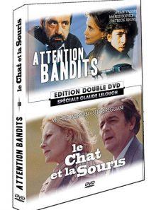 Attention bandits le chat et la souris edition double dvd
