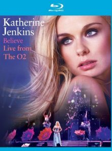 Believe live from the o2 [blu ray]