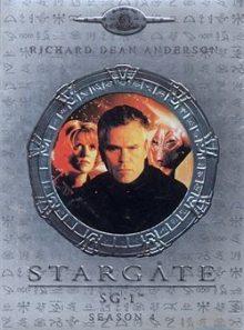Stargate sg-1 - saison 4 - intégrale - edition belge