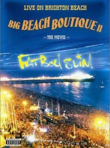 Fatboy slim - live on brighton beach (big beach boutique ii)