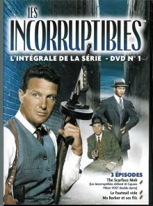 Les incorruptibles l'integrale de la serie dvd no 1