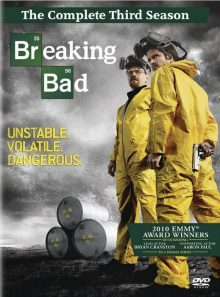 Breaking bad: the complete third season - import