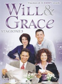 Will & grace stagione 03 (4 dvd)