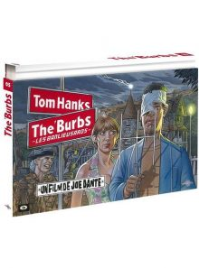 The 'burbs (les banlieusards) - édition coffret ultra collector - blu-ray + dvd + livre