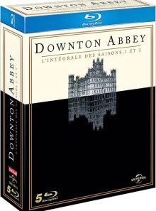 Downton abbey - l'intégrale des saisons 1 et 2 - blu-ray