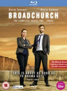 Broadchurch the complete series 1 3