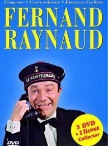 Fernand raynaud : coffret 3 dvd