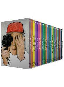 Eric rohmer : l'intégrale - coffret édition limitée numérotée - blu-ray + dvd