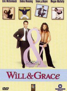 Will & grace - saison 1 - vol. 1