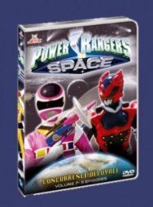 Power rangers dans l'espace volume 7