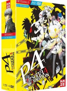 Persona 4 : the animation - intégrale - combo blu-ray + dvd