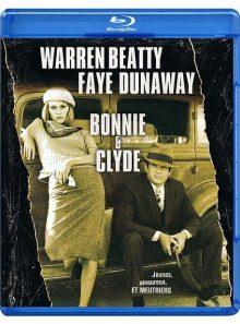 Bonnie & clyde - blu-ray