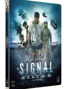 The signal - édition steelbook - blu-ray