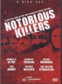 Notorious killers - 6dvd scanavo box set