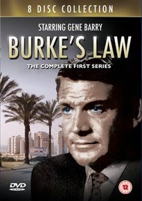 Burkes law the complete first series